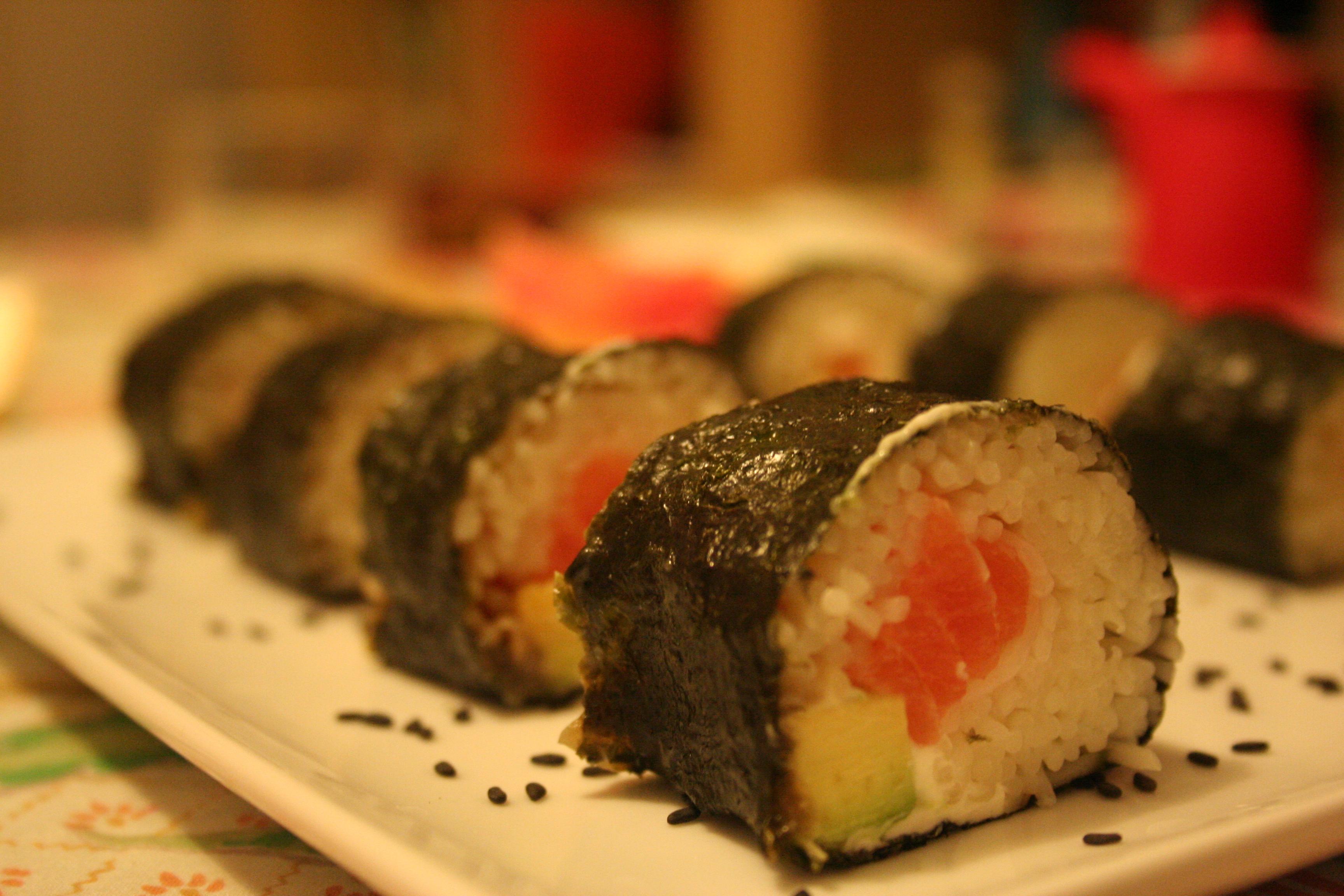 Maki de soba blog de recetas - Cocinar sushi facil ...
