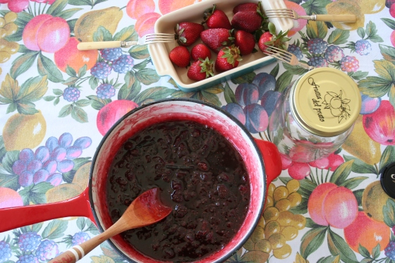 mermelada de frutilla ponlontumesa